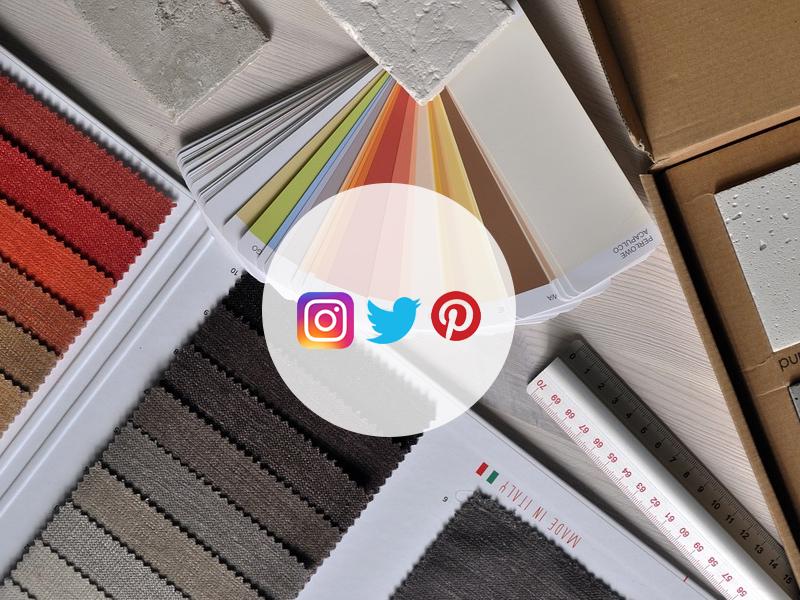 Interior design e social media marketing il connubio perfetto for Interior design agency milano